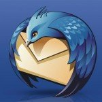 mozilla thunderbird pašto programa