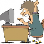lėtas kompiuteris
