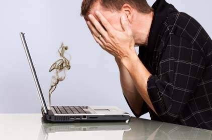 kodėl kaista kompiuteris