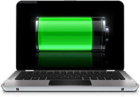 nešiojamo kompiuterio baterija