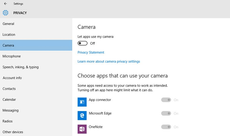 How to turn on webcam and camera in Windows 10 (Simple ...