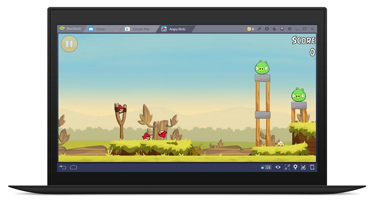 žaisti android žaidimus kompiuteryje