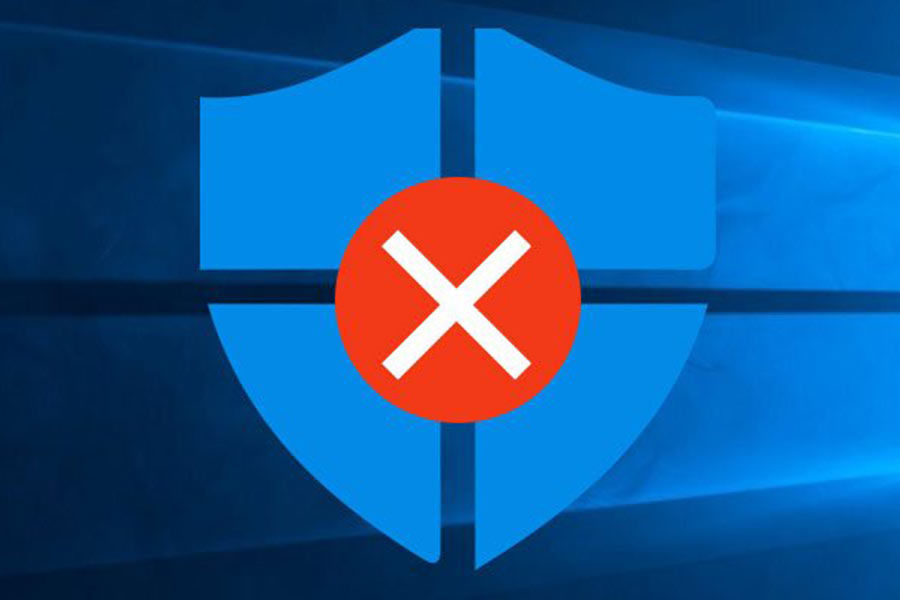 windows 10 antivirusinė programa WIndows Defender