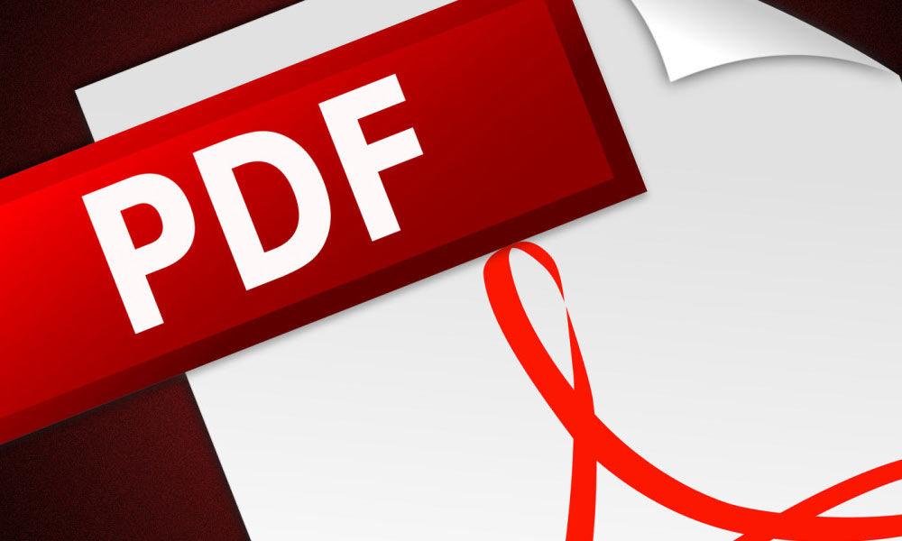 kaip dokumentą ar internetinį puslapį išsaugoti PDF formatu