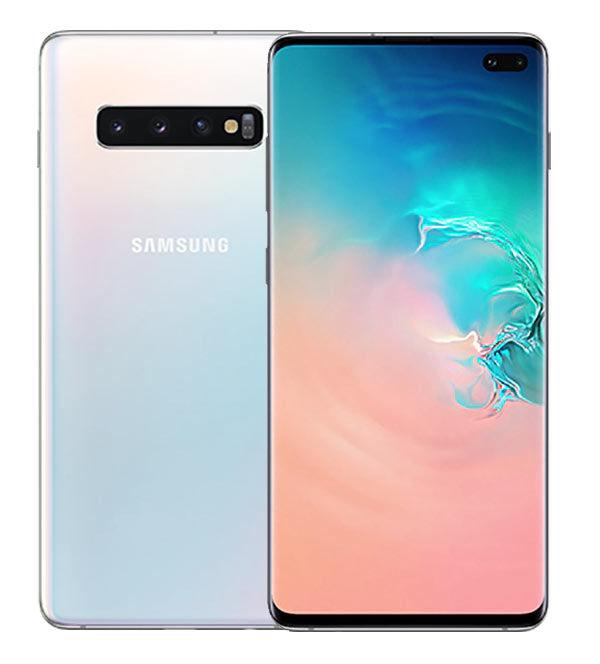 Samsung Galaxy S10 plius telefonas