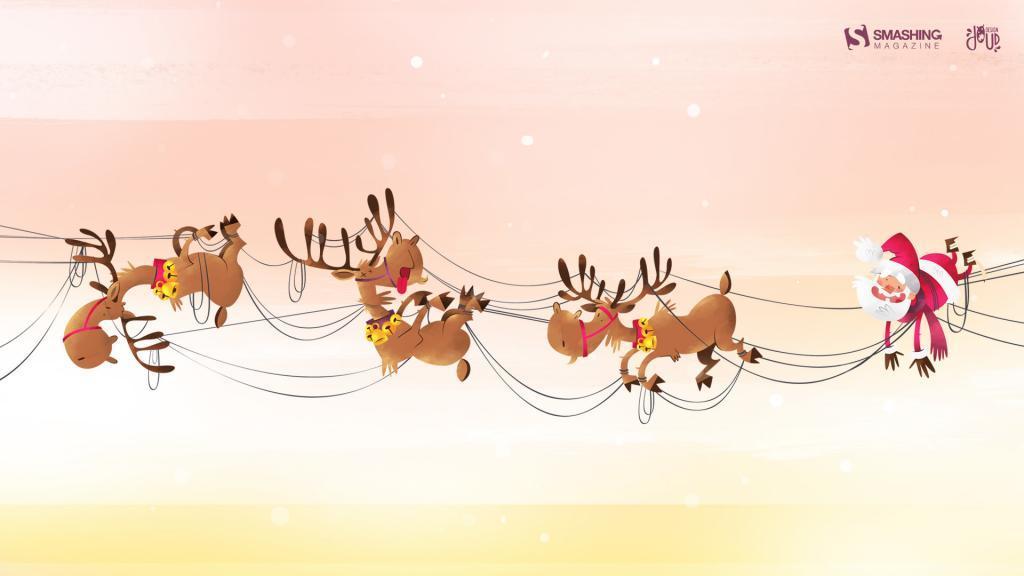 kalėdinis paveikslėlis kompiuteriui