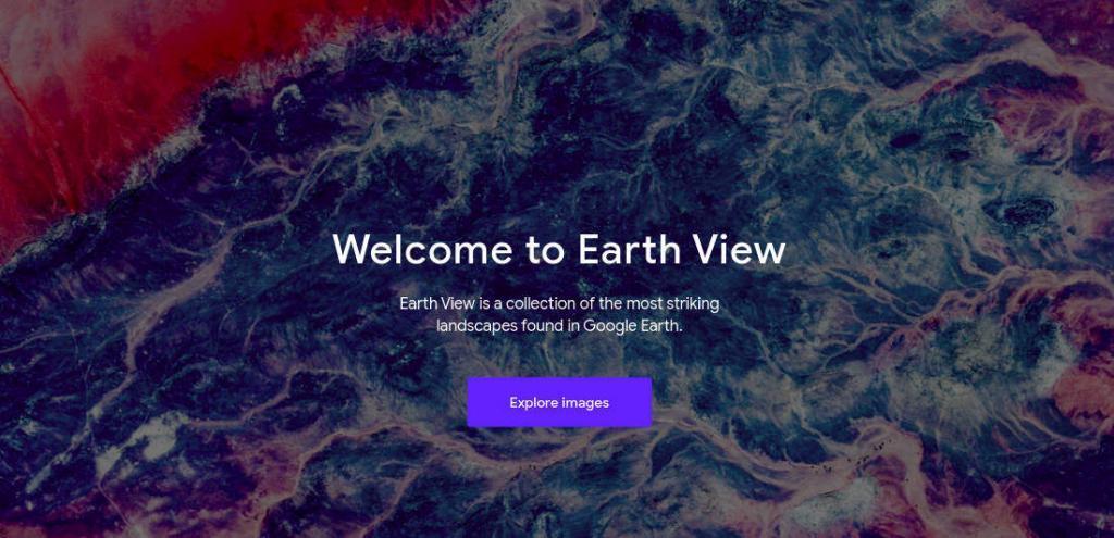Google Earth nuotraukų galerija