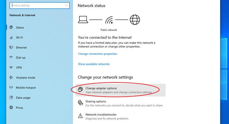 kaip sužinoti Wifi password