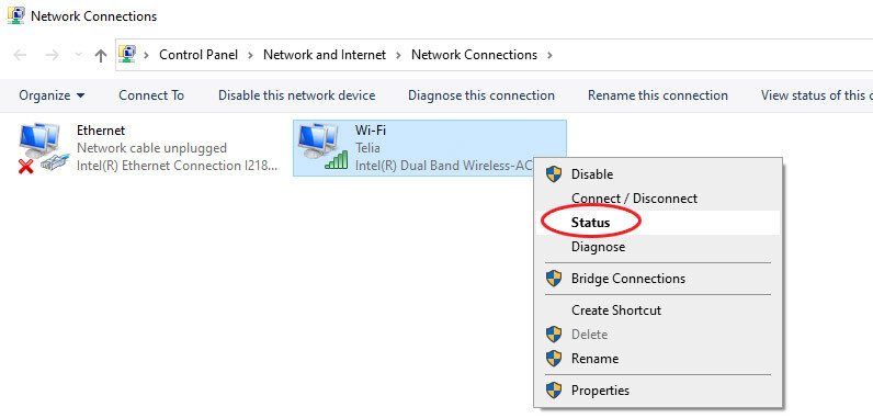 wifi slaptažodis