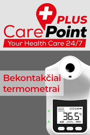 Carepoint.lt - bekontakčiai infraraudonųjų spindulių termometrai internetu