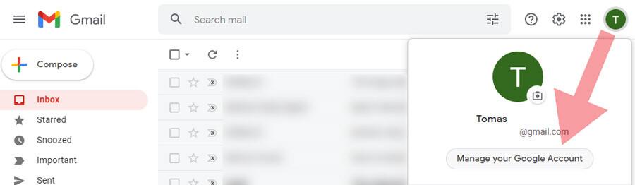 kaip atsijungti is gmail kitame kompiuteryje ar telefone